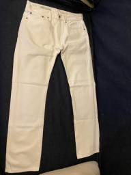 Calça Branca Original GAP