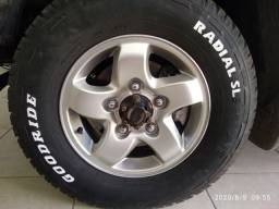 Rodas 15, F1000, Sportage, Jeep etc...
