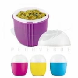 Título do anúncio: Forma ovo omelete microondas 3865 ZapChef