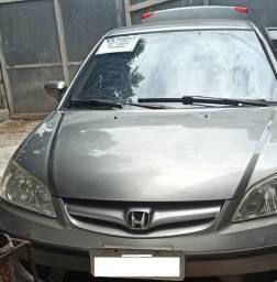 Honda Civic 2004 prata