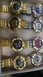 Título do anúncio: Relógio invicta novo
