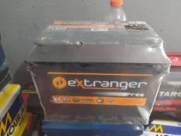 Bateria Extranger 50 ah NOVA com 1 ano de garantia