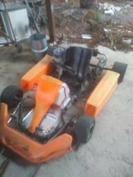 Kart motor v4