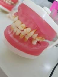 Título do anúncio: Manequim odontológico de periodontia