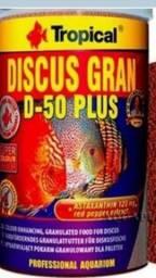 Tropical Gran Discus D-50 Plus Ração peixes