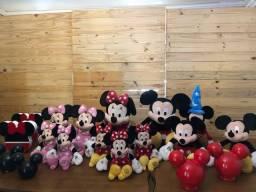 Vendo itens decorativos Mickey e Minnie Originais