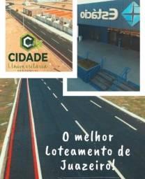 Título do anúncio: Dois terrenos na Cidade Universitaria Juazeiro