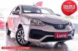 Título do anúncio: Toyota Etios 1.5 Xs