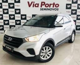 Título do anúncio: Hyundai Creta ATTITUDE 1.6 FLEX MANUAL 4P