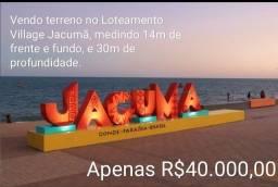 Terreno em Jacumã