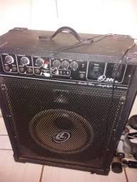 Vendo caixa de som amplificada com bluetooh!