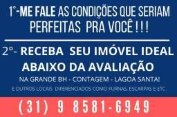 Título do anúncio: Você é Funcionário público? Tenho apartamento Lagoa Santa +barato pra você