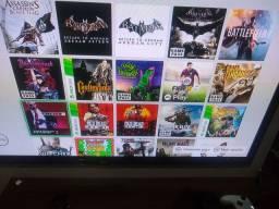 Xbox one s 1 tera vários jogos