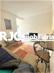 Apartamento à venda com 1 dormitórios em Flamengo, Rio de janeiro cod:MBAP11000