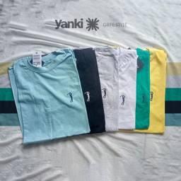 Camisas básicas R$17,70