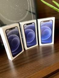 Iphone 12 128Gb Preto LACRADO