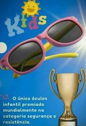 Título do anúncio: Óculos infantil de silicone e Lentes polarizadas com proteção UV400