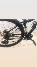Bicicleta toda original.