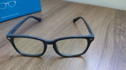 Óculos Cyxus Cor Cinza produto NOVO. Óculos anti-raio azul nocivo as olhos
