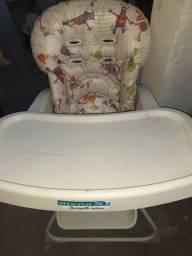Cadeira de alimentação pra bebê