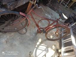 Bicicleta Barra forte antiga