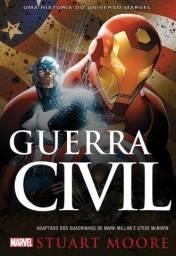 Vingadores- Guerra Cívil