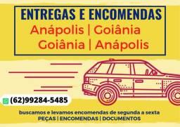 Entregas e encomendas Goiânia Anápolis