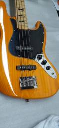 Jazz bass único