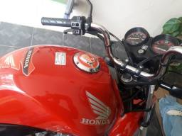 Título do anúncio: Moto Honda fan es 125cc  km 28.228