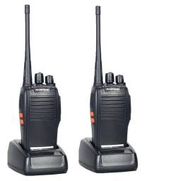 Kit Com 2 Radio Comunicador 16 Canais Baofeng Bf-777s Talkabout + fone Estary Shop