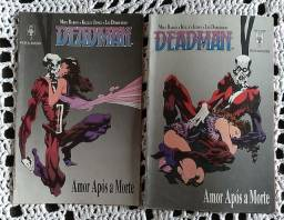 Hq Minissérie Deadman completa