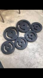 40 KG de anilhas Injetadas top