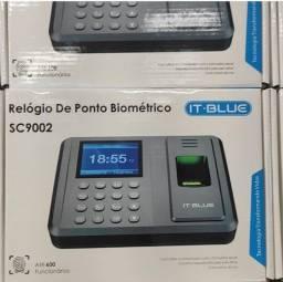 Título do anúncio: Relógio de Ponto Biométrico SC9002 Semi