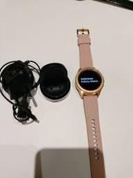 Relógio Samsung Galaxy Watch Rose