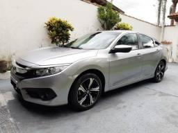 Título do anúncio: Honda Civic G10 EX 2017 - Prata