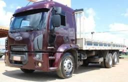 Ford cargo 2428 6x2 Completo Carroceria seca 2011/2012