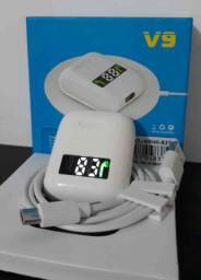 Fone bluetooth V9/ i99Tws smart
