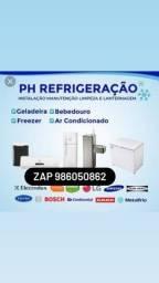 Título do anúncio: refrigeração zap *