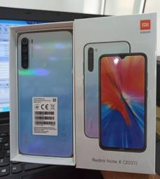 Título do anúncio: Redmi Note 8 Versão Global (2021) Novo