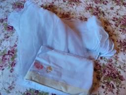 Mosquiteiro para Berço mini cama - FAZENDA