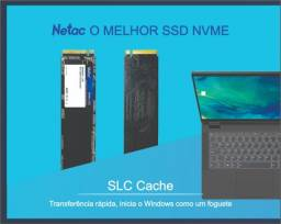 Título do anúncio: SSD 1T Netac Nvme (novo)