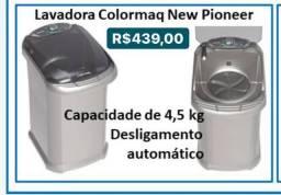 Lavadora Colormaq New Pioneer