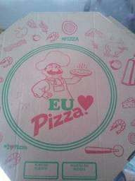 Título do anúncio: Caixa p pizza 35 cm