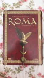 Box coleção Roma temporada 1 e 2