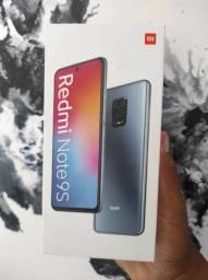 LI*QUI*DA*CÃO 20*21 da Xiaomi.. REDMI Note 9s NOVO LACRADO COM GARANTIA