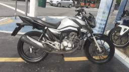 Honda cg 160 2019 completa aceito cartão 24 x e 36 x Santander aceito moto Fin 48 x
