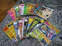 Coleção Revistas NeoTokyo
