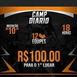CAMP DIÁRIO - PRÊMIO R$ 100,00