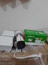 Título do anúncio: Urgente Estamos Vedendo Um Kit De 08 Câmeras Intelbras Novinha