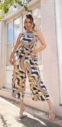 Título do anúncio: Macacão Feminino estilo pantacourt